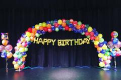 Happy Birthday Arch