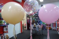 Jumbo Balloons by Three