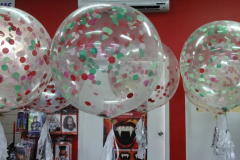 Confetti Large Balloons