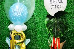 Baby Theme Balloons