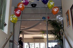 Helium Filled Archway
