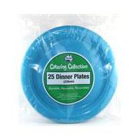 Dinner Plates Azure Blue