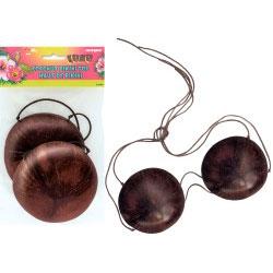 Coconut Bikini Bra Top