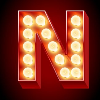 Neon Tableware