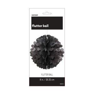 Black Flutter Ball