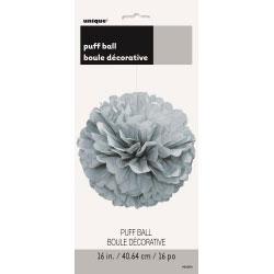 Silver Puff Ball
