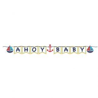 Ahoy Matey! Banner