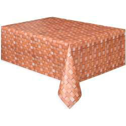 Basket Weave Tablecover