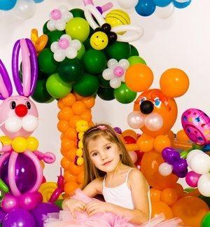 Balloons Modelling