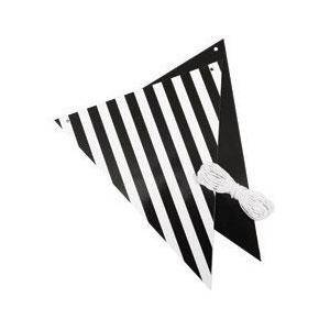Bunting Black & White