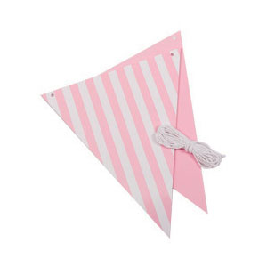 Bunting Classic Pink