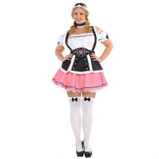 Fraulein Plus Size