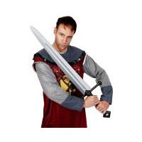 Sword with Black Handle 100cm