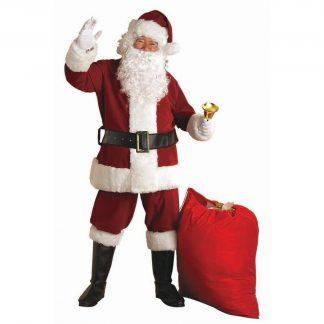 Crimson Regal Santa Suit XXL