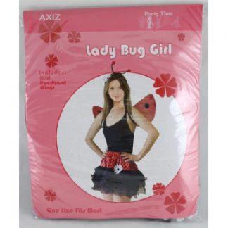 3PC Adult Lady Bug Set