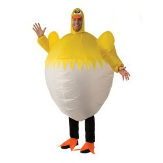 CHICK INFLATABLE COSTUME
