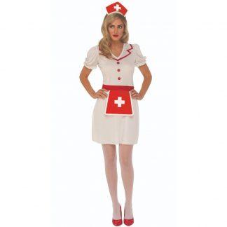 Nurse Adult Costume