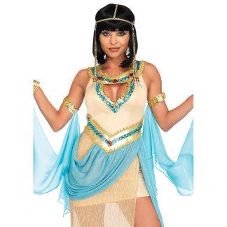 Queen Cleopatra 3pc Costume