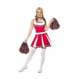 Adults Cheerleader Costume