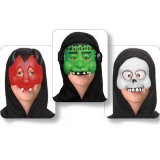 Creepy Kids Masks