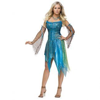 Costume Merqueen Ladies