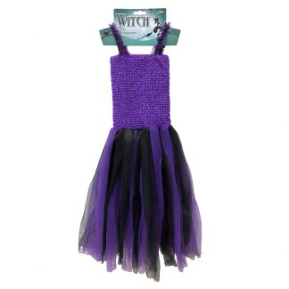 Basic Witch Dress Girls