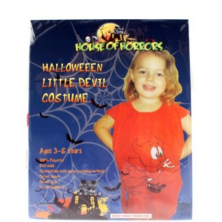 Halloween Costume Little Devil