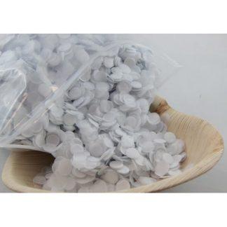 Confetti Tissue 1cm White 250 grams
