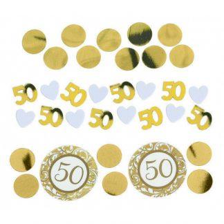 50th Anniversary Confetti 34g