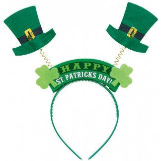 St. Pats - Top Hat Headbopper