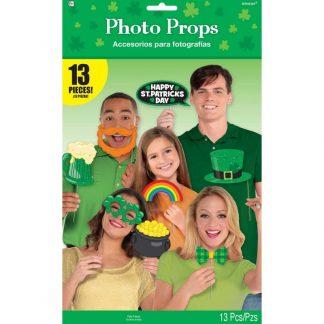 St. Patrick's Day Photo Prop