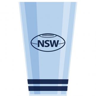 NSW 580ml Tumbler Blue