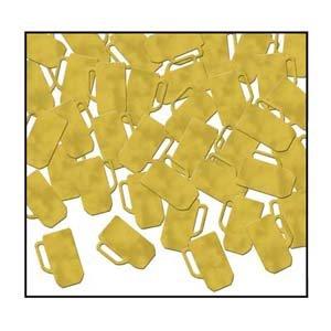 Confetti Gold Beer Mugs 28g