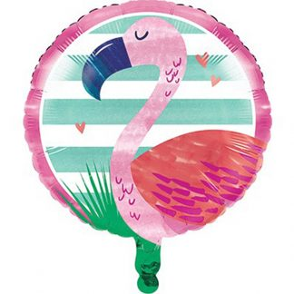 45cm Flamingo Foil Balloon