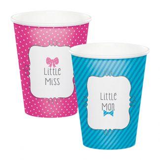 Bow or Bowtie? Cups Hot/Cold