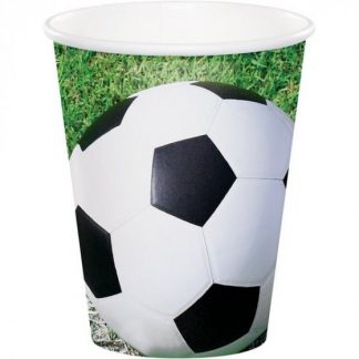 Soccer Paper Cups