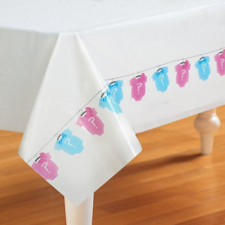 Bow or Bowtie? Tablecover, Plastic