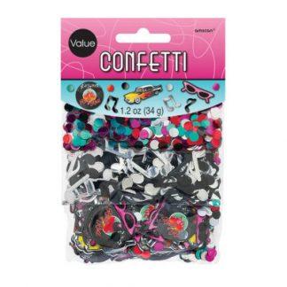 Classic 50's Value Confetti