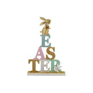 Pastel Easter Sign