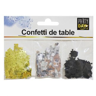 TABLE SCATTERS NYE