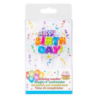 Candle Happy Birthday