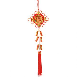 Cny Deco God Of Wealth With