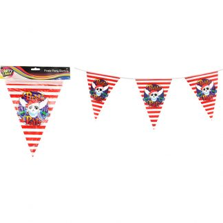 Pirate Party Bunting 4m