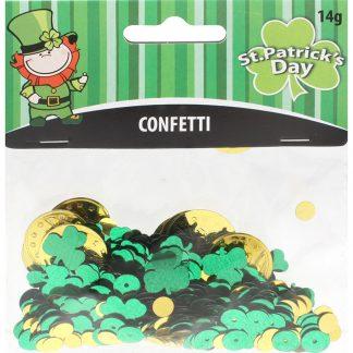 St Patrick Confetti 14gm