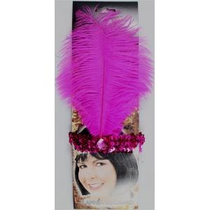 20's Headband Pink