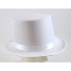 Top Hat White