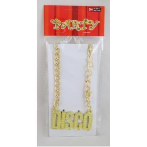 Disco Necklace