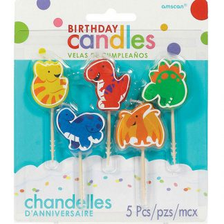 HB Candles - Dinosaur