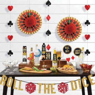 Roll The Dice Casino Bar Kit