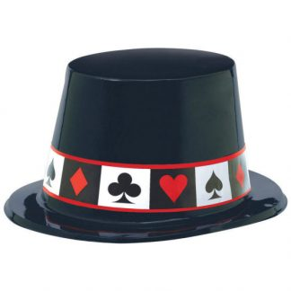 Casino Place Your Bets Top Hat